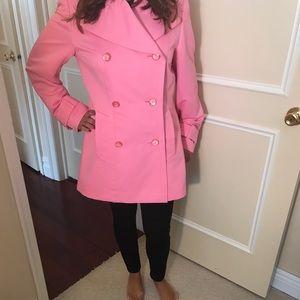 Escada pink jacket